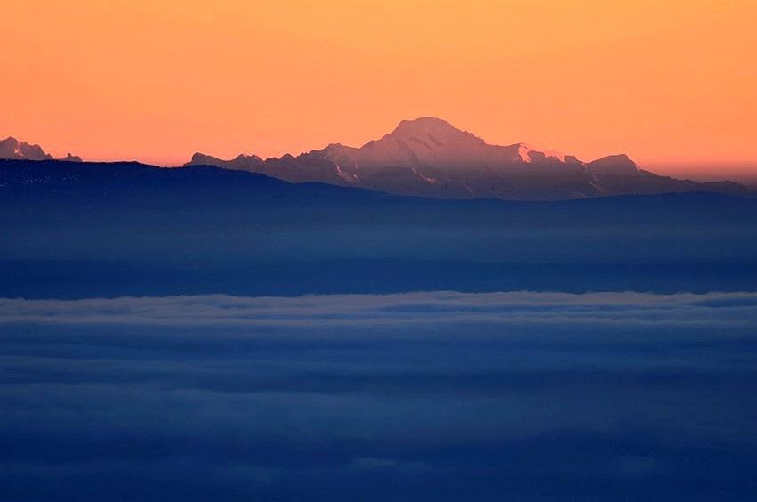 rencontres du mont blanc Annecy